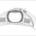 Estadio Chinquihue / Cristian Fernandez Arquitectos Site Plan