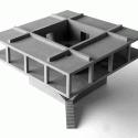 Solo House / Pezo von Ellrichshausen Model 1