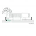 VL  House  / Rueda & Vera Arquitectos Elevation