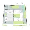 VL  House  / Rueda & Vera Arquitectos Floor Plan