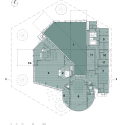 Centre Pompidou-Metz / Shigeru Ban Architects Floor Plan
