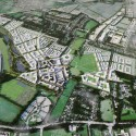 North West Cambridge Extension Proposals Enter Planning Phase Masterplan. Image Courtesy of North West Cambridge