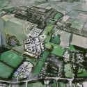 North West Cambridge Extension Proposals Enter Planning Phase Phase One. Image Courtesy of North West Cambridge