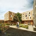 North West Cambridge Extension Proposals Enter Planning Phase © Mecanoo