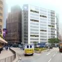 MVRDV Begins Work on Cheung Fai Conversion in Hong Kong © MVRDV