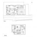 House in Komae / Makoto Yamaguchi Design Floor Plans