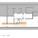 Refurbishment of a flat in Barcelona / M2arquitectura Floor Plan