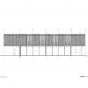 Xan House / MAPA East Elevation