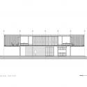 Xan House / MAPA Longitudinal Section