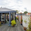 Mixed use infill 3 houses and an office / Collectief Noord Courtesy of Collectief Noord