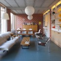 Mixed use infill 3 houses and an office / Collectief Noord © Liesbet Goetschalckx