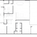 Casa CR  / DAS Ground Floor Plan
