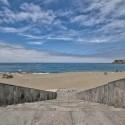 Requalificação do Balneário da Praia dos Moinhos / M-Arquitectos © Paulo Goulart