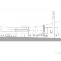 JA Curve Church / ZIP Partners Architecture Elevation 2
