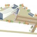 JA Curve Church / ZIP Partners Architecture Diagram 2