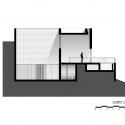 Casa La Caleta  / Llosa Cortegana Arquitectos Section