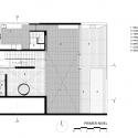 Casa La Caleta  / Llosa Cortegana Arquitectos Floor Plan
