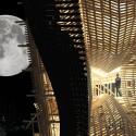 eVolo Skyscraper Winner 2014 Transforms Korean 'Hanok' Into Impressive High-Rise Visualisation. Image © Yong Ju Lee