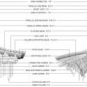 eVolo Skyscraper Winner 2014 Transforms Korean 'Hanok' Into Impressive High-Rise Structural Diagram. Image © Yong Ju Lee