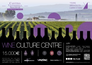 Wine Culture Centre Architectural Competition