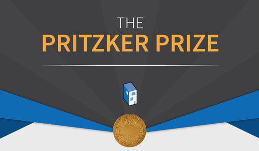 Infographic: The Pritzker Prize 1979 - 2014 Infographic: The Pritzker Prize 1979 - 2014