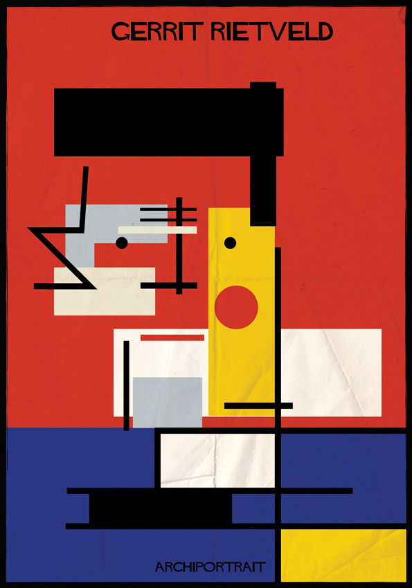 هنر پرتره و معماری: گریت ریتولد