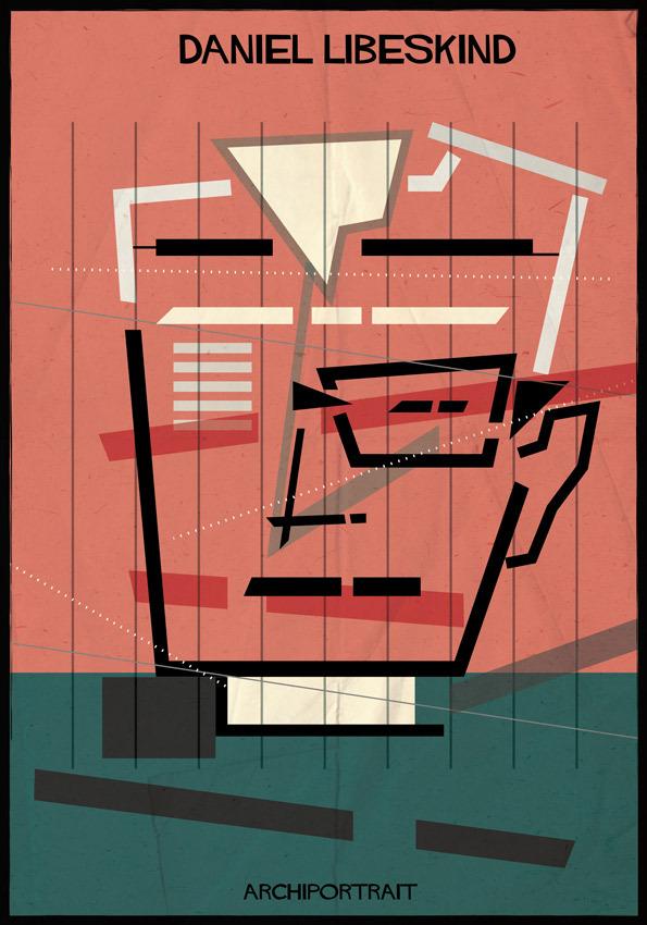 هنر پرتره و معماری: دنیل لیبسکیند