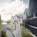 پروژه مجتمع های مسکونی BIG
