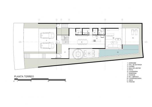 Guaiume House 24 7 Arquitetura Design Archdaily