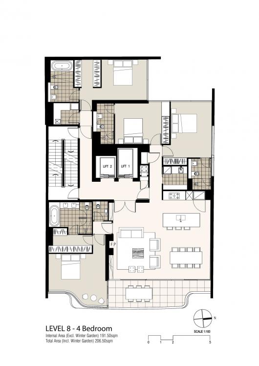 Eliza Apartments Tony Owen Partners Archdaily