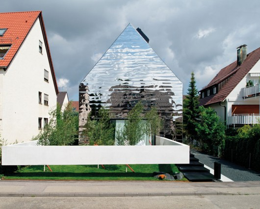 house wz bernd zimmermann architekten archdaily. Black Bedroom Furniture Sets. Home Design Ideas