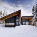Kicking Horse Residence   / Bohlin Cywinski Jackson  + Association with Bohlin Grauman Miller Architects © Matthew Millman