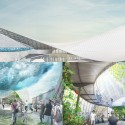 Milan Expo 2015: Shortlisted Designs Revealed for UK Pavilion Team 2. Image Courtesy of UKTI