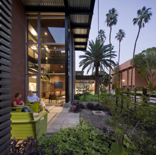 arizona architecture the 10 most sustainable architecture projects in the us huffpost