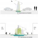 CF Møller gana Aguas Pluviales Diagrama Vendsyssel Hospital de la Competencia
