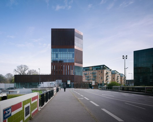 Lille offices lan architecture archdaily for Archi lille