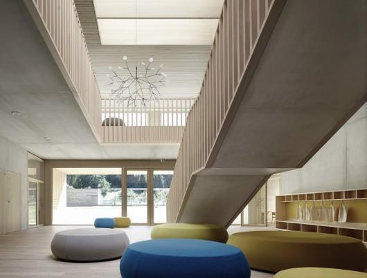 Kindergarten Susi Weigel / Bernardo Bader Architects | Arch Daily |  Bloglovinu0027