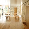 Itoman Gyomin Syokudo / Yamazaki Kentaro Design © Nahoko Koide