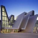 Auditorium And Congress Center Expo 2008 / Nieto Sobejando Arquitectos © Roland Halbe