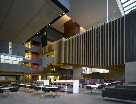 John Henry Brookes Building Cost