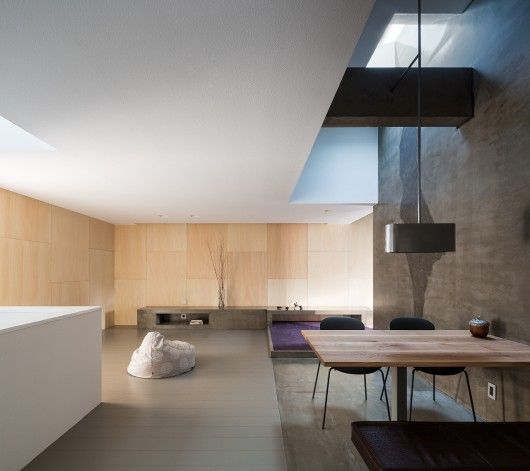 Tuneful House Form Kouichi Kimura Architects Design