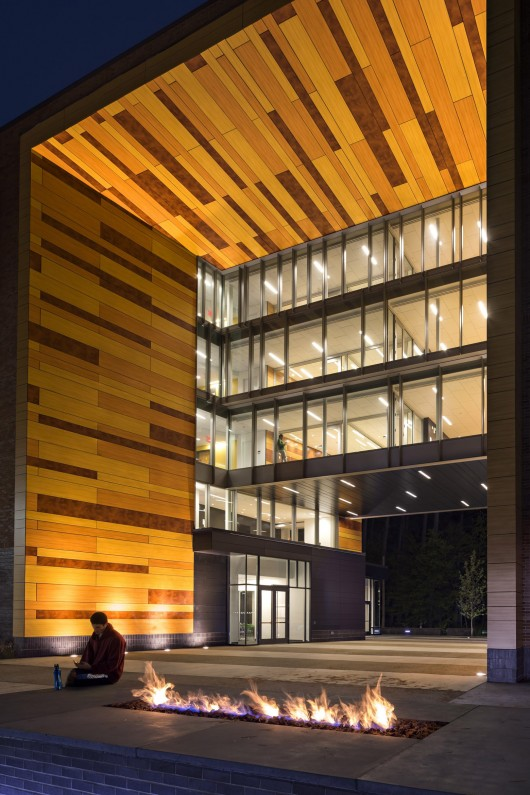 Westfield State New University Hall Add Inc Archdaily