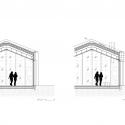 Salle festive Succieu / Guillaume Girod Architecture Detail