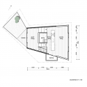 Grass Cave House / Makiko Tsukada Architects Second Floor Plan
