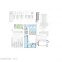 Catholic Leadership Centre / Woods Bagot First Floor Plan