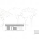 San Lucas Pavilion / FRPO Rodriguez & Oriol ARCHITECTURE LANDSCAPE Section