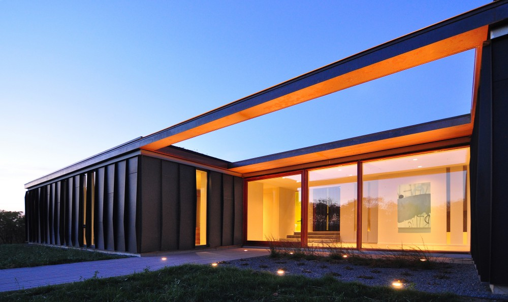 خانه Topo با معماری Johnsen Schmaling