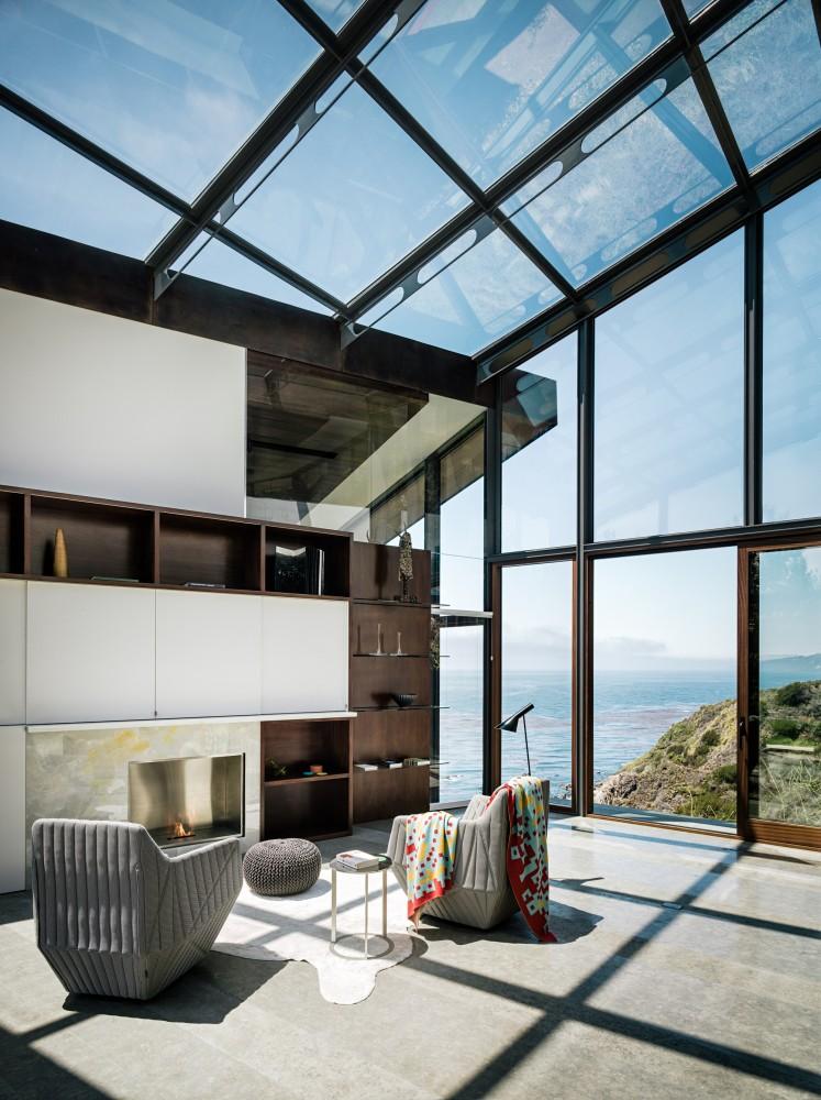 خانه پاییزی (Fall House) با معماری Fougeron Architecture