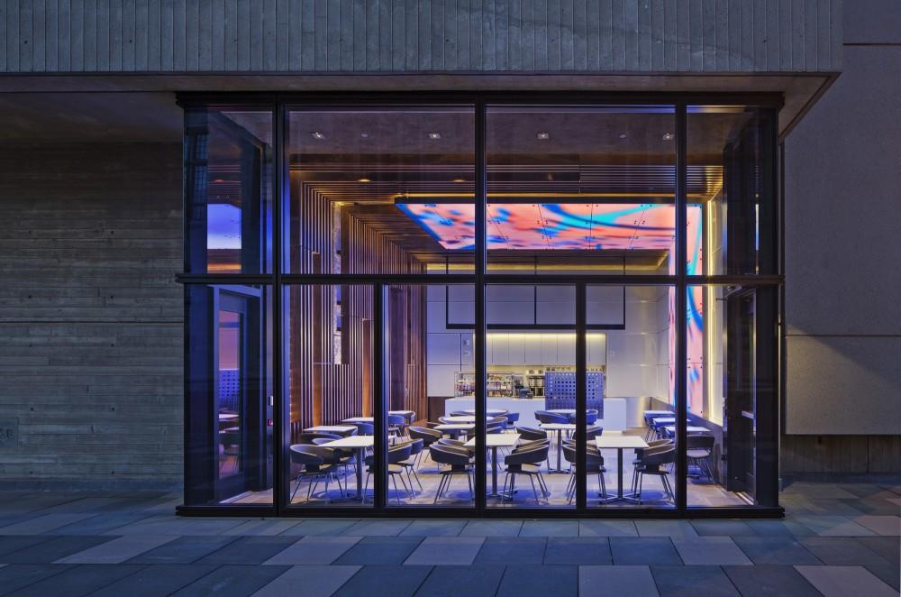 Becton در دانشگاه Yale با معماری Bentel & Bentel