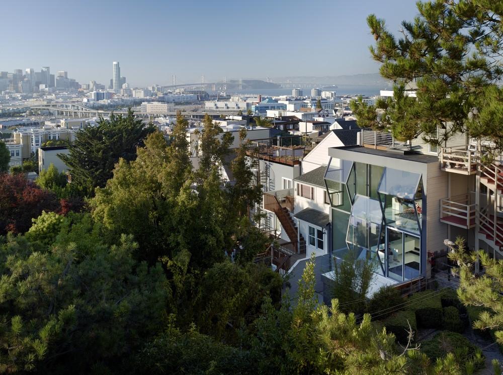 خانه فیلیپ (Flip House) با معماری Fougeron Architecture